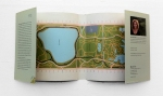 With this book about Central Park, we proposed the idea of including a map on the inside of the book jacket that people could take with them as they explore the park.